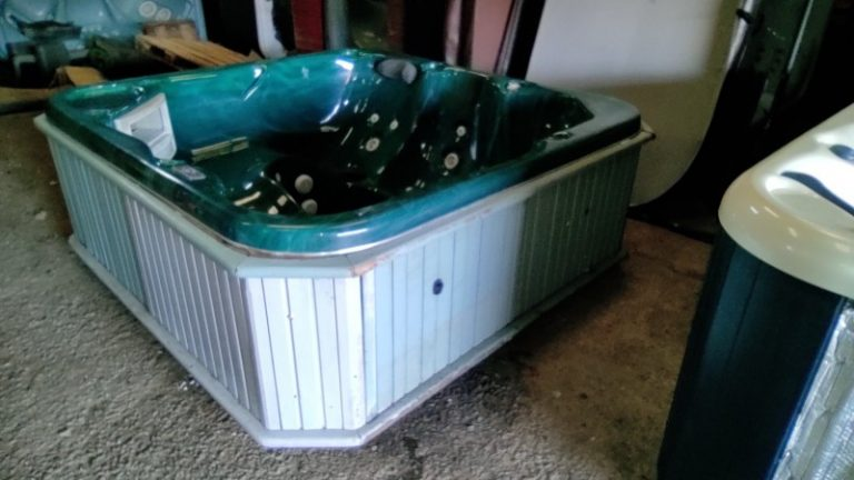 The Hot Tub Ready to Go - The Hot Tub Mover